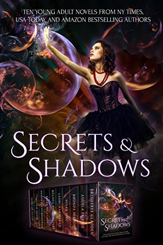 Secrets Shadows Paranormal Romance Urban Fantasy And Science
