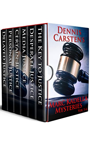 Latest deals marc kadella legal mysteries vol 1 6 marc kadella series fandeluxe Image collections