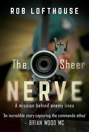 Latest deals the sheer nerve an action packed war thriller fandeluxe Image collections